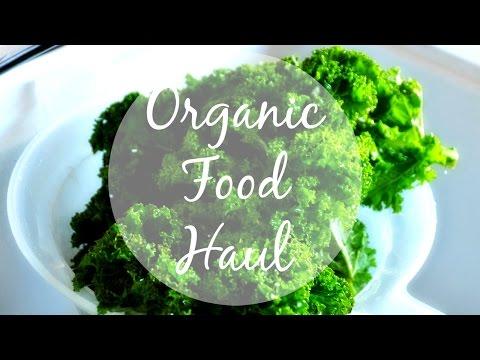 Organic Food Haul from Germany