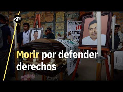 Arnulfo Cerón, el defensor de derechos humanos asesinado en Guerrero
