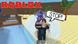 ROBLOX Exploit Trolling - GRAB KNIFING PLAYERS