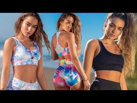 Top 10 Female INSTAGRAM Fitness Models  sommer Ray Ana Cheri Eva Andressa Julia Gilas Michelle Lewin