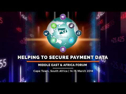 Don't Miss Out: PCI SSC 2018 Middle East and Africa Forum