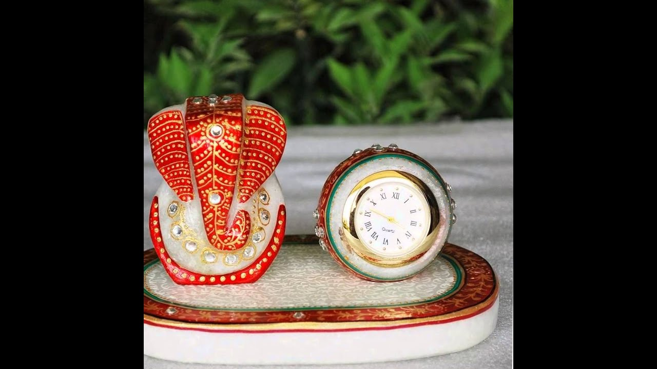 Memorable Gifts For Wedding Ceremony From Indian Gifts Portal Youtube