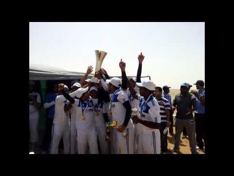 Al Bander Cricket Tournament Final