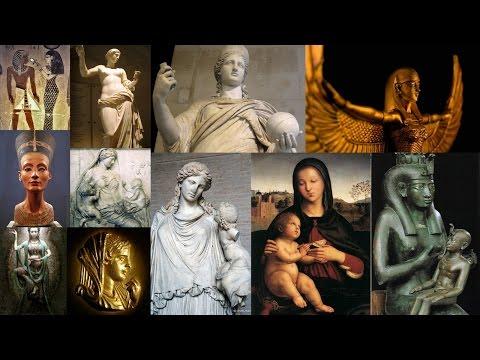 The Goddess - In Mythology and History