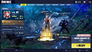 Fortnite vendendo Renegade Raider Account + 80 skins e 50 planadores e 50 picareta e 100 emotes!!