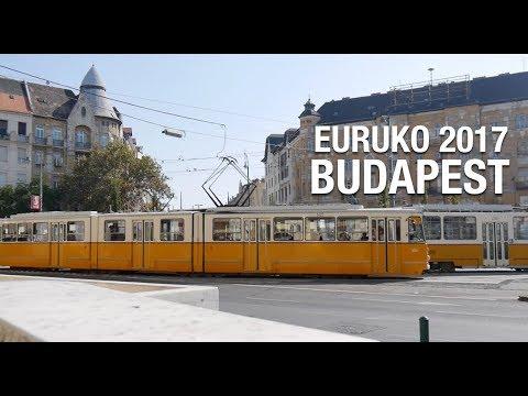 Hungary, Budapest EuRuKo 2017 conference