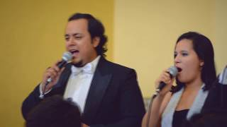 Angelus...El Coro de Lujo! 2015 - Hasta mi final (Il Divo - Cover)
