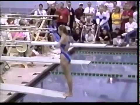 1991 IHSA Girls Swimming & Diving State Finals