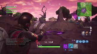 FORTNITE GLITCH WITH THE GOLD