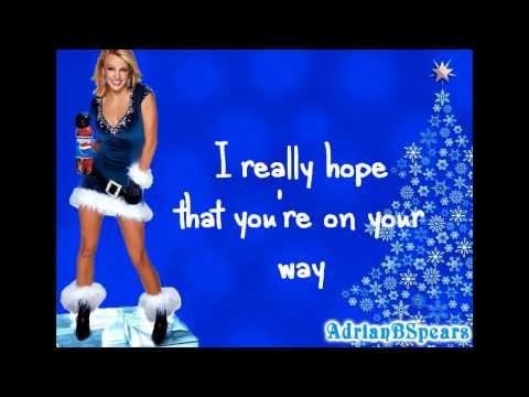 Britney Spears - My Only Wish (This Year) [Lyrics]