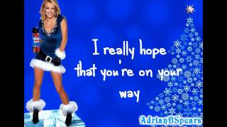 Britney Spears - My Only Wish (This Year) [Lyrics]