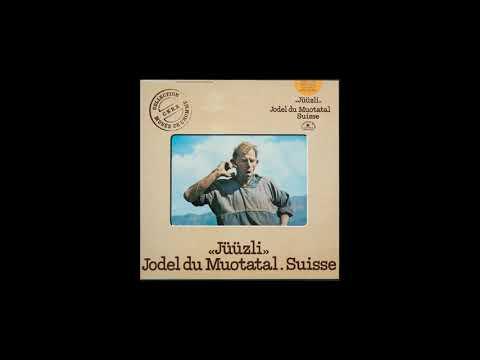 Erasmus Betschart  'J??zli' - Jodel Du Muotatal (Suisse)   'J??zli' (Full Album)