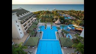 Alva Donna Beach Resort Comfort 5 Альва Донна Бич Резорт Комфорт Турция Сиде обзор отеля