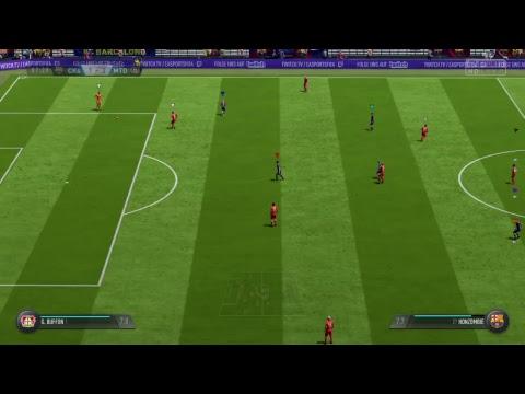 Fifa 18 Pro Clubs Manchester CF VS. Cracks Nation