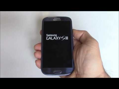 How To Hard Reset A Samsung Galaxy S3 Smartphone