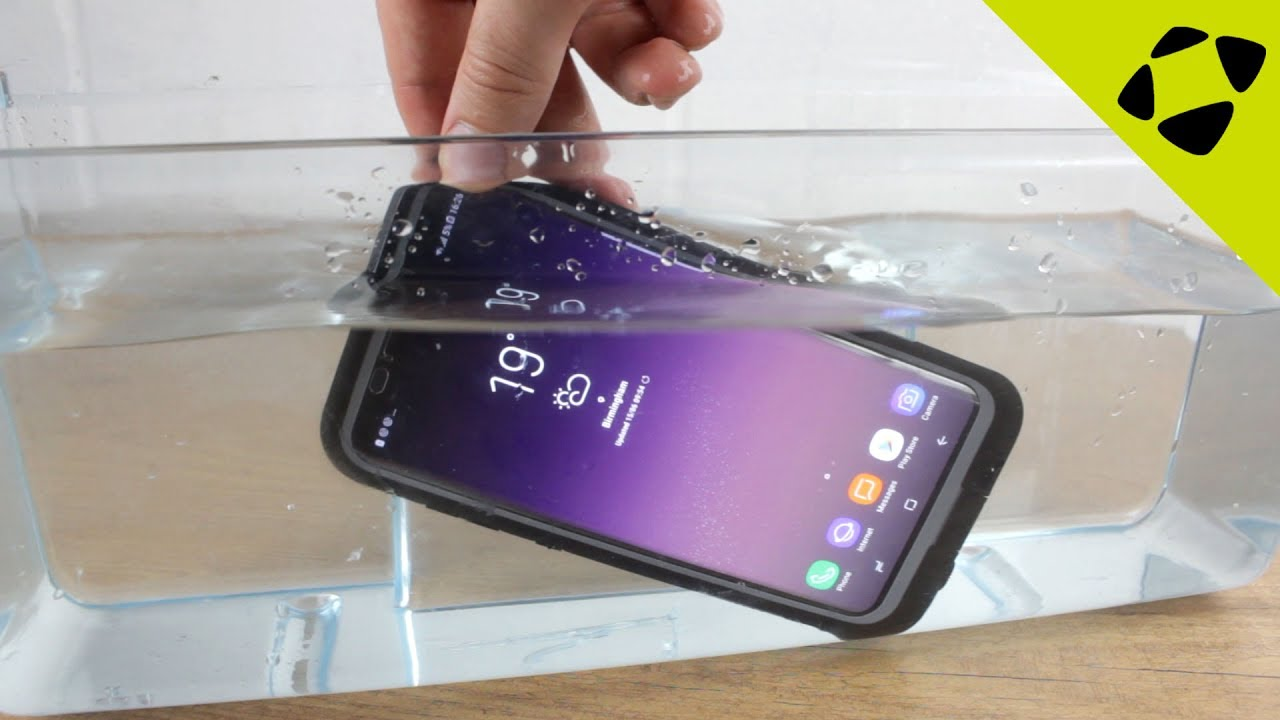 more photos f5ee1 73cb3 LifeProof FRE Samsung Galaxy S8 Plus Waterproof Case Review