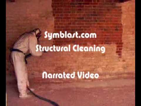 Symblast - Structural cleaning process