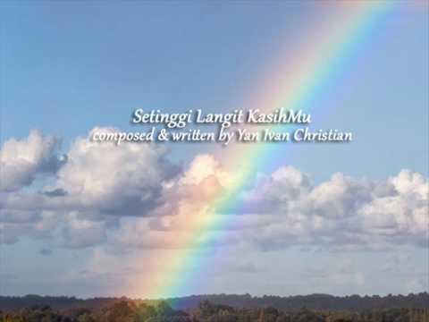 Setinggi Langit - Demo Record By Yan Ivan Christian