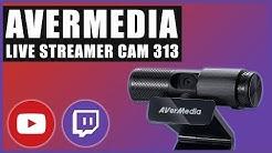 AVerMedia Live Streamer CAM 313 | Review und Tutorial (2019)