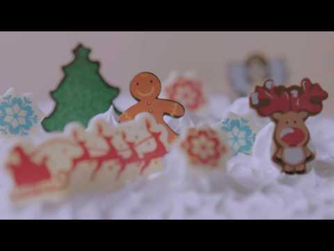 Season's Giving  มอบความปรารถนาดีด้วยcฮอกไกโดคริสต์มาสเค้ก (Hokkaido Christmas Cake)  จาก S&P