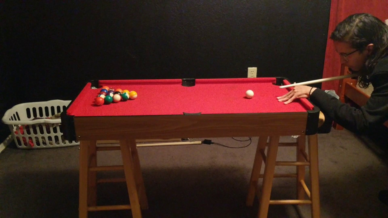 Clearance On A Inch Pool Table YouTube - 40 inch pool table