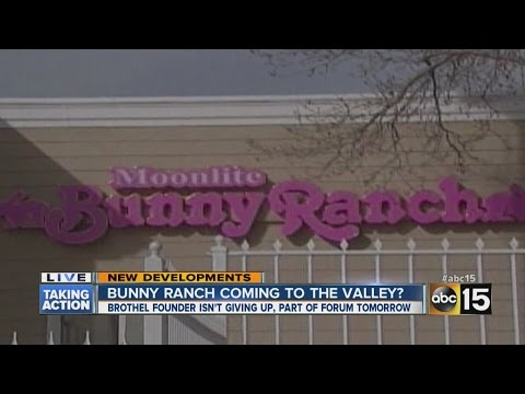 Bunny Ranch coming to the Valley?
