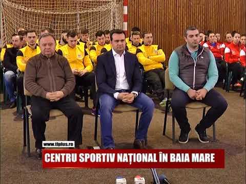 CENTRU SPORTIV NAȚIONAL ÎN BAIA MARE