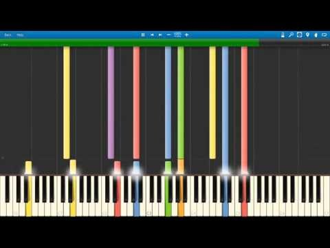 Dumbledore's Farewell - Nicholas Hooper | Harry Potter 6 | Synthesia mp3