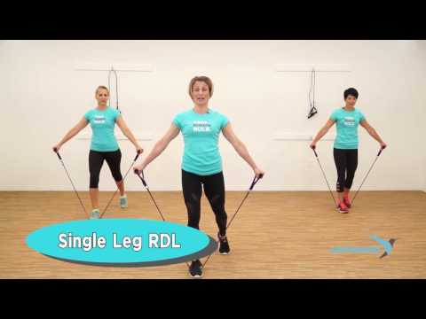 10 Minute Total Body Toning System Workout