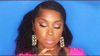 Yasss Queen | Full Glam Makeup Tutorial | Huda Beauty Eyeshadow
