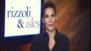 Rizzoli and Isles - Season 3 Exclusive: Angie Harmon