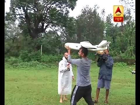 Karnataka: Drone Cameras Being Used To Gather Information About People Stuck in Various Areas | ABP