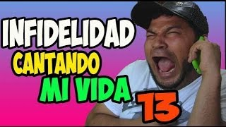 Repeat youtube video INFIDELIDAD | CANTANDO MI VIDA 13 | FALCONY