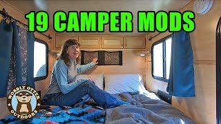 19 Camper Modifications - Gadget Geeks Rejoice