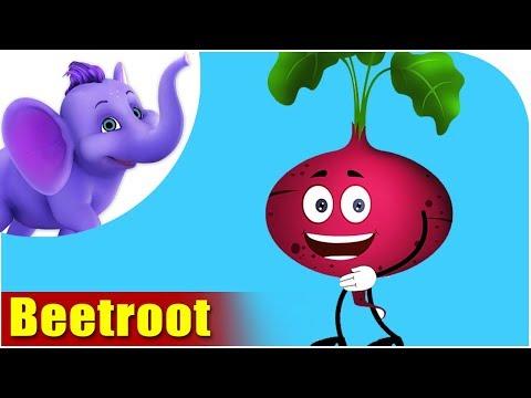 Beetroot - Vegetable Rhyme