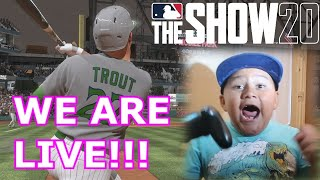 REMATCH LUMPY AGAINST BENNY NO ! MLB THE SHOW 20