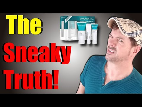 The Truth About Proactiv MD | Non Sponsored Review | Chris Gibson