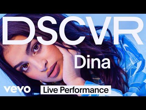 Youtube: Dina – Dans Tes Bras (Live) | Vevo DSCVR