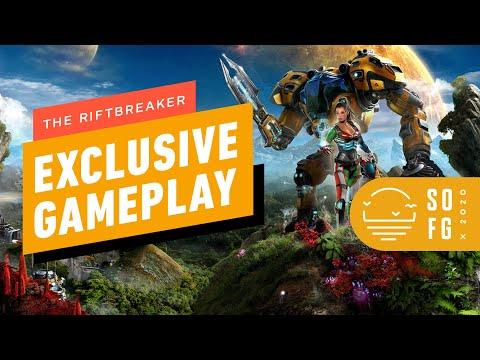 The Riftbreaker - 5 Minutes of Gameplay