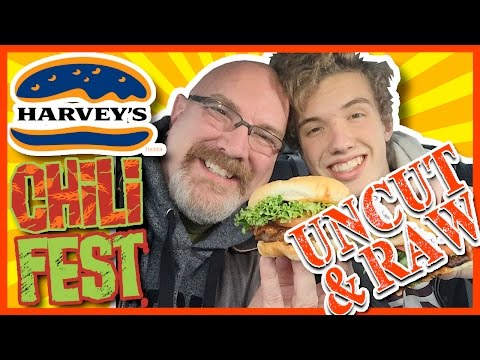 "Harvey's Chili Fest ""UNCUT & RAW!!!"" (YES! this is the UNEDITED FOOTAGE!)"