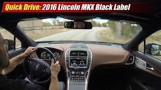Lincoln Black Label 2015 Videos