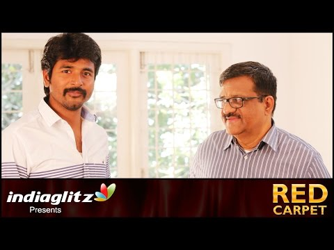 Sivakarthikeyan\'s Journey from a TV star to Action Hero | Red Carpet by Sreedhar Pillai | Interview