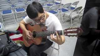 Eyes On Me - Solo Classical Guitar (Final Fantasy 8)