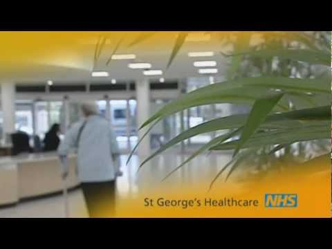 Nursing and Midwifery at St George's Healthcare NHS Trust