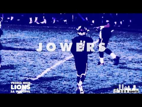 [ 309sports ] Peoria High Lions Highlights (5A Playoffs 2016-2017)