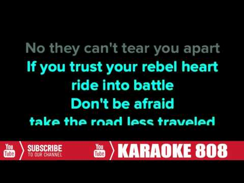 Road Less Traveled – Lauren Alaina [ Karaoke Version ] - Karaoke 808