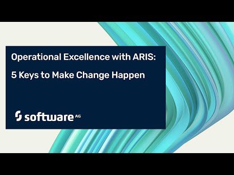 기업의 혁신을 현실로 만드는 ARIS 기반의 Enterprise Management System 핵심 기능 5가지