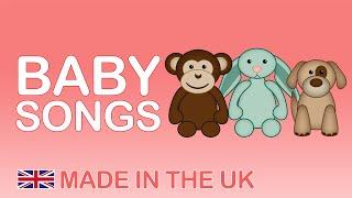 BABY NURSERY SONGS   Compilation   Nursery Rhymes TV   English Songs For Kids