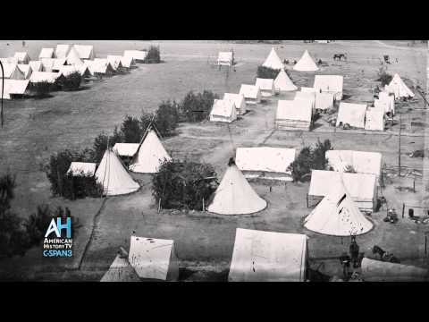 American Artifacts: Rare Civil War Tents at Shiloh National Military Park