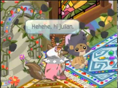 julian2 and lilac petal dating sim